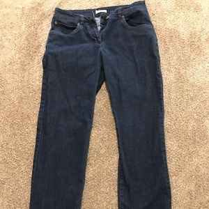 Petite Eileen Fisher Stretch Jeans